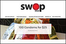 The launch of SWOPshop