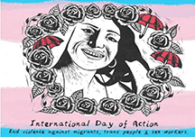 International Day of Action in Memory of Vanessa Campos